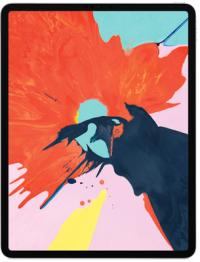 "iPad Pro 12.9"" (2018) 1000GB Silver on Sky Mobile"