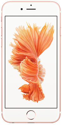 iPhone 6s 128GB Rose Gold on Sky Mobile