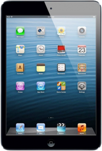 """iPad Mini 4 7.9"""" (2015) 128GB Space Grey on Sky Mobile"""