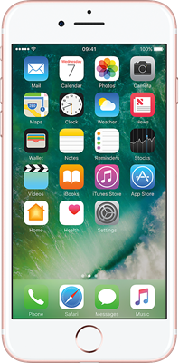 iPhone 7 32GB Rose Gold on Sky Mobile
