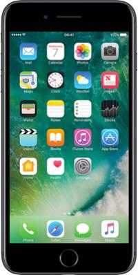 iPhone 7 Plus 128GB Black on Sky Mobile