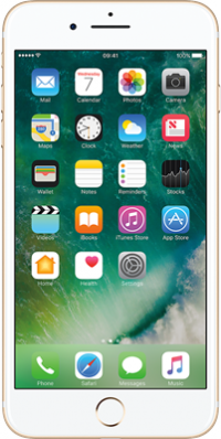 iPhone 7 Plus 128GB Gold on Sky Mobile