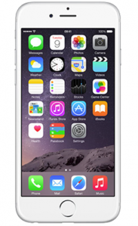 iPhone 6s 32GB Silver on Sky Mobile