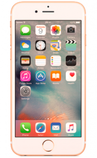 iPhone 6s Plus 32GB Gold on Sky Mobile