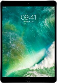 "iPad Pro 10.5"" (2017) 256GB Space Grey on Sky Mobile"