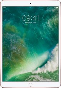 "iPad Pro 10.5"" (2017) 256GB Rose Gold on Sky Mobile"