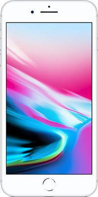 iPhone 8 Plus 64GB Silver on Sky Mobile