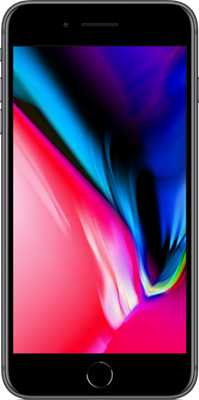 iPhone 8 Plus 256GB Space Grey on Sky Mobile