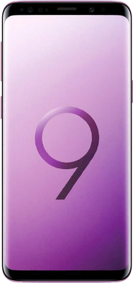 Galaxy S9 64GB Lilac Purple on Sky Mobile