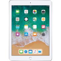 """iPad 9.7"""" (2018) 128GB Silver on Sky Mobile"""