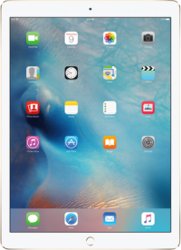"iPad 9.7"" (2018) 128GB Gold on Sky Mobile"