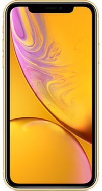 iPhone XR 64GB Yellow on Sky Mobile