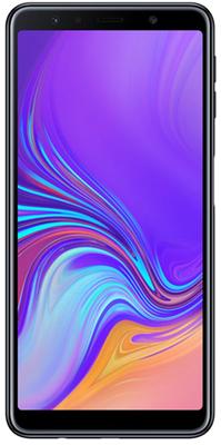 Galaxy A7 (2018) 64GB Black on Sky Mobile