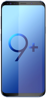 Galaxy S9 Plus 128GB Coral Blue on Sky Mobile